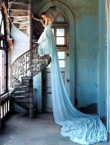 tim-walker-stairway-lily-cole